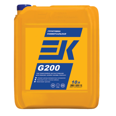 Грунтовка универсальная EK G200 (10л)