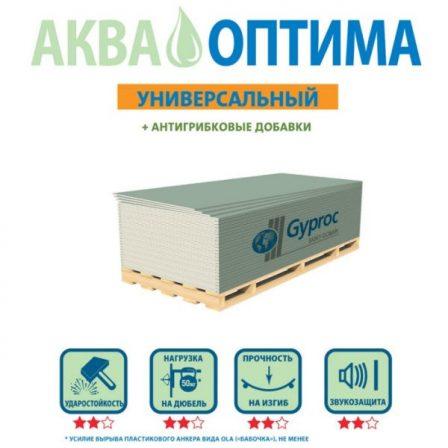 Gyproc Аква Оптима влагостойкий