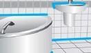 Санитарный герметик MAKROFLEX SX101 Прозрачный