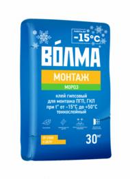 Волма Монтаж Мороз клей для монтажа ПГП