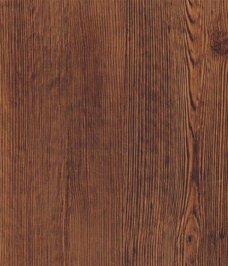 Сосна монблан коричневая Панель ламинированная ПВХ