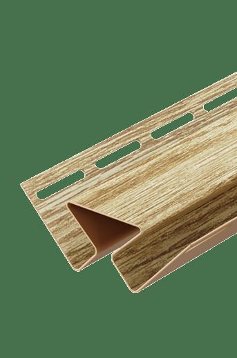 Угол внутренний Docke LUX 3000 мм, Рябина