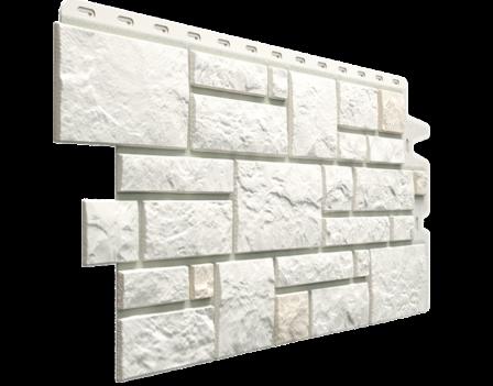 Панель фасадная Docke BURG 445х946 мм, Цвет шерсти