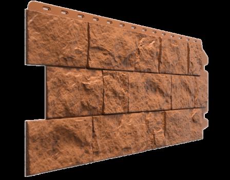 Панель фасадная Docke FELS 425х1052, Терракотовый