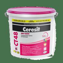 силикатная краска ceresit ct