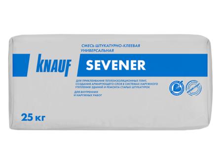 Клей для утеплителя Кнауф Севенер (25кг)