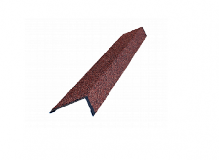 HAUBERK наличник оконный металлический обожженный