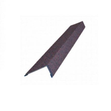 HAUBERK наличник оконный металлический терракотовый
