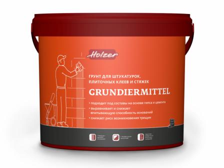 Грунт Holzer GRUNDIERMITTEL