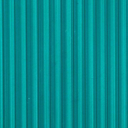 Сотовый поликарбонат бирюзовый