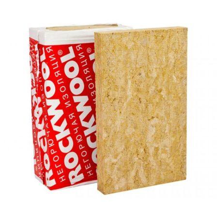 Утеплитель Rockwool Венти Баттс оптима, 1000х600х100мм (4пл./2,4м2)