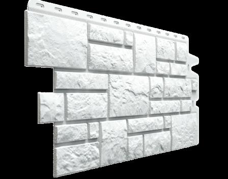Панель фасадная Docke BURG 445х946 мм, Платиновый
