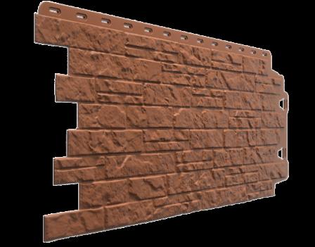 Панель фасадная Docke EDEL 400х945 мм, Родонит