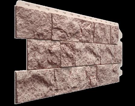 Панель фасадная Docke FELS 425х1052, Перламутровый