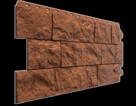 Панель фасадная Docke FELS 425х1052, Ржаной