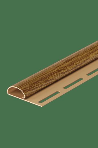 Профиль финишный Docke LUX 3000мм, Миндаль