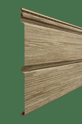 Сайдинг Брус D6S Docke LUX 300x3600мм, Кедр