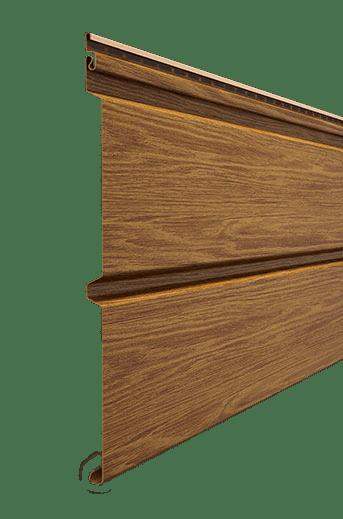 Сайдинг Брус D6S Docke LUX 300x3600мм, Миндаль
