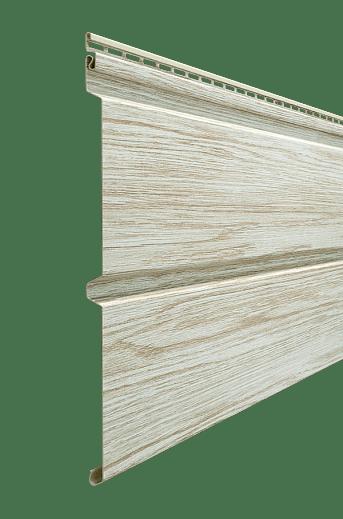 Сайдинг Брус D6S Docke LUX 300x3600мм, Орех