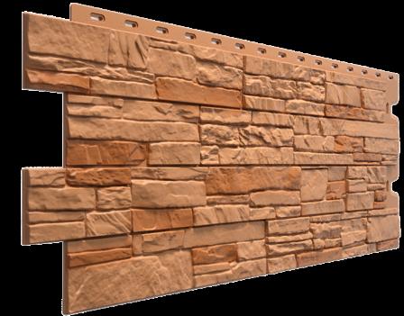 Панель фасадная Docke STEIN 400х1098 мм, Осенний лес