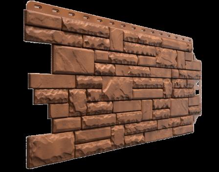 Панель фасадная Docke STERN 427х1073 мм, Дакота