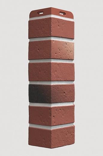 Угол для фасадной панели Docke BERG, Рубиновый (434 мм)