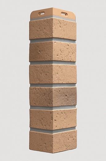 Угол для фасадной панели Docke BERG, Золотистый (434 мм)